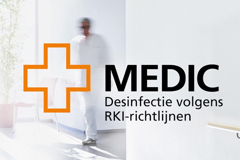 Desinfecteer wasgoed, beperk infecties tot een minimum Medic Schneidereit was desinfectie