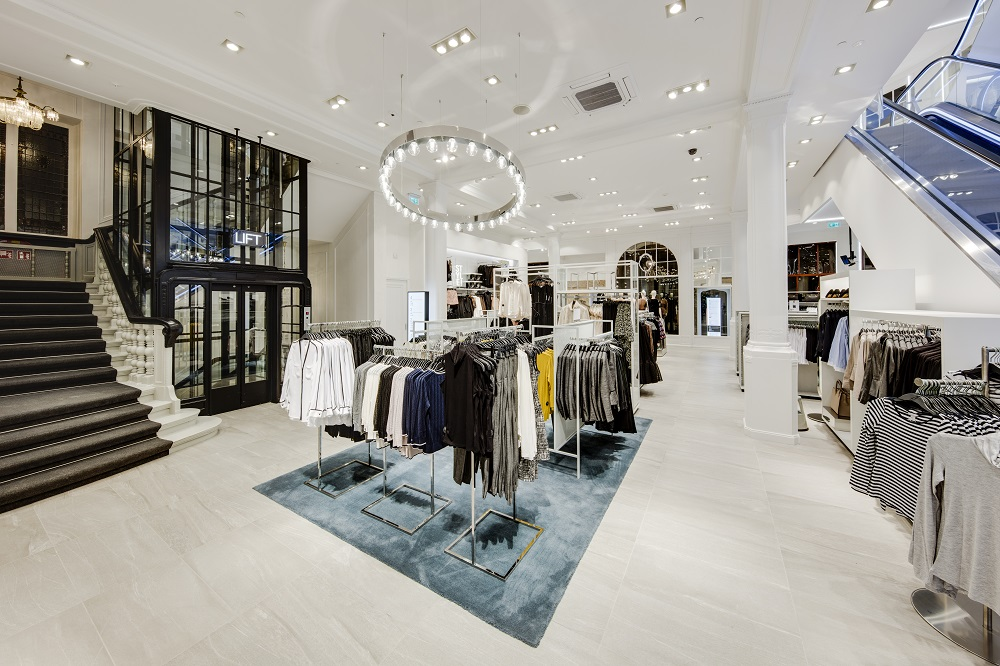 ICS Groep gaat opnieuw schoonmaken bij H&M
