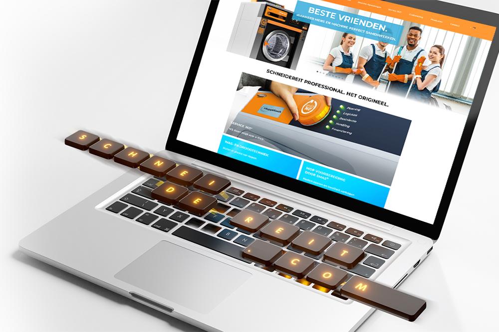 Nieuwe website Schneidereit biedt schat aan informatie