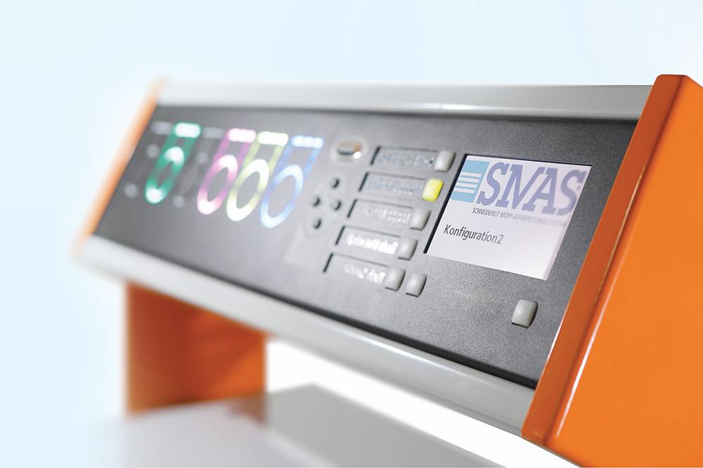 Goed gedoseerd: Mopbehandelingssysteem SMAS® sluit doseringsfouten uit