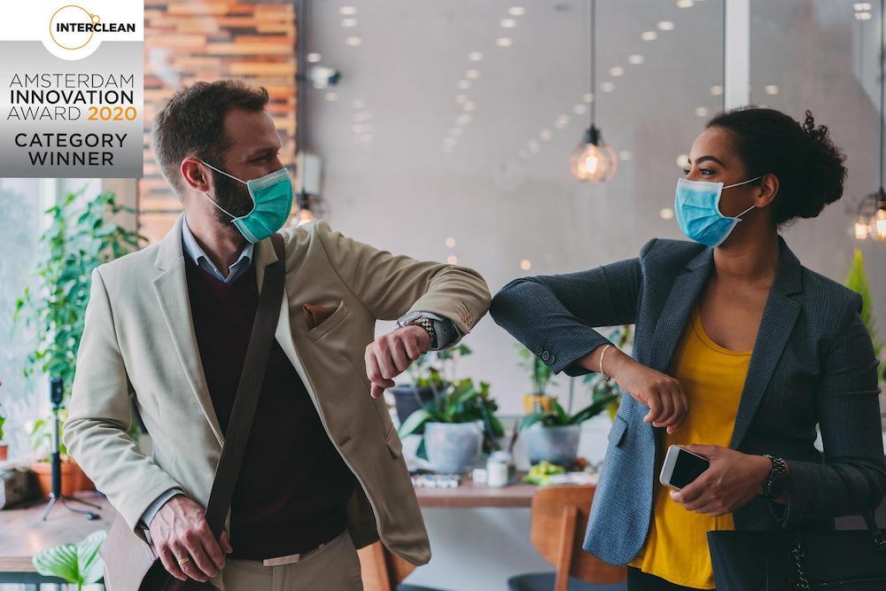 Interclean 2020: Tork helpt bedrijven met de nieuwe hygiënenorm