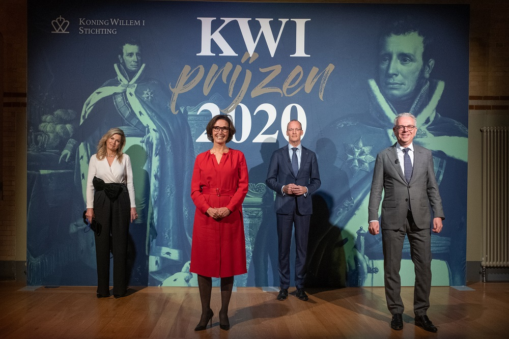 CSU wint Koning Willem I Prijs