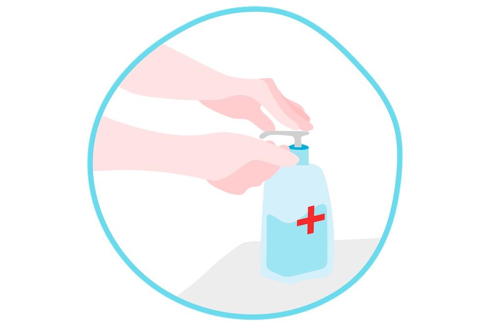 Desinfectie Tientallen desinfectieproducenten de fout in