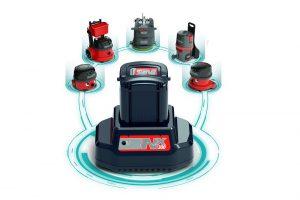 Professional Power dankzij Numatic NX300 Pro