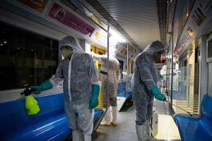 Weinig desinfectiemiddelen voor transportmiddelen toegelaten