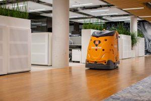 Swingobot 2000 voegt waarde toe in schoonmaakproces Vanderlande