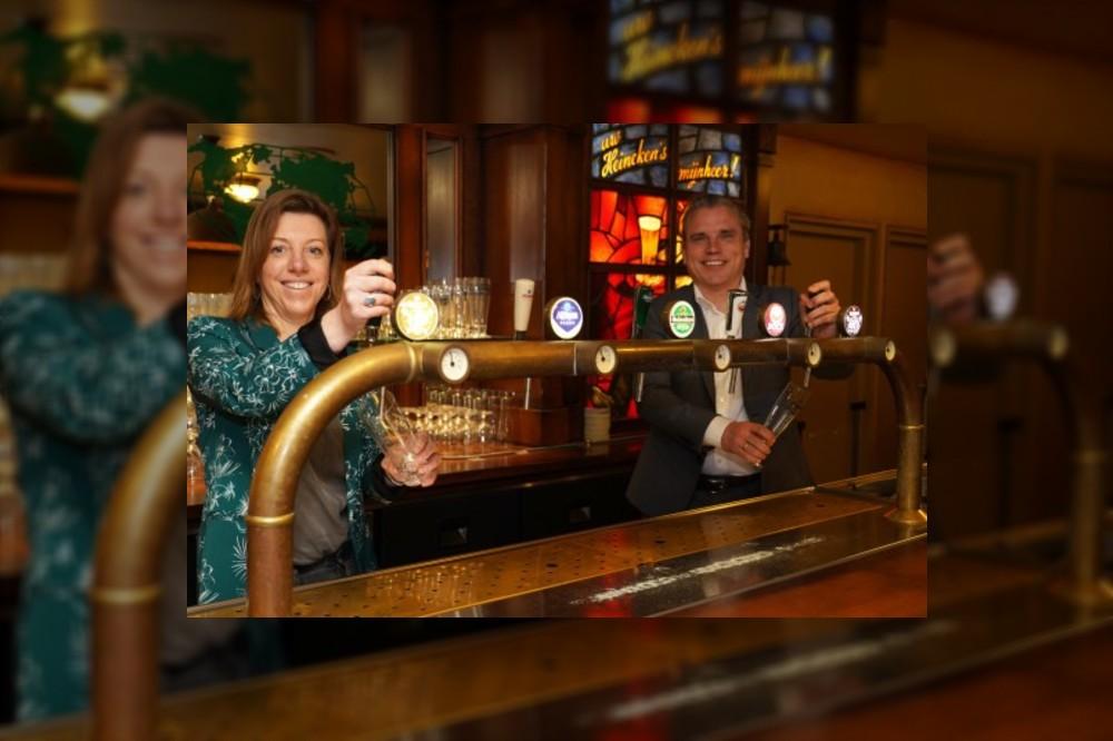 Heineken en ISS Facility Services verlengen samenwerking