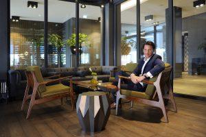 """""""Hospitality: het perfecte recept bestaat niet"""" Rutger Verstegen EW Facility Services"""