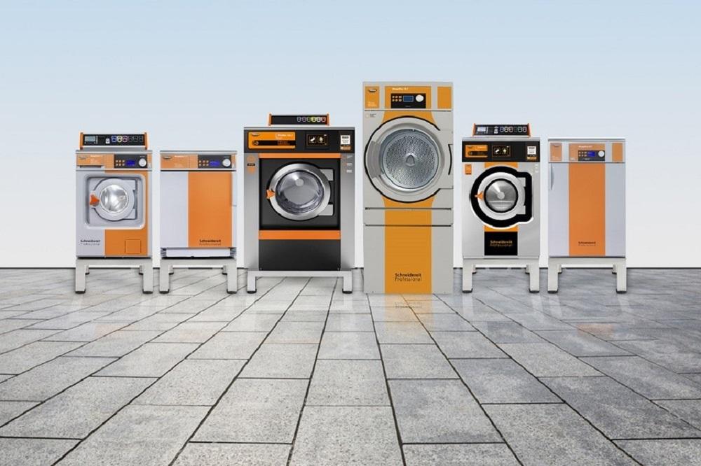 Waarom huishoudelijke wasmachines niet geschikt zijn voor professioneel gebruik Schneidereit Roadshow komt naar u toe deze lente!
