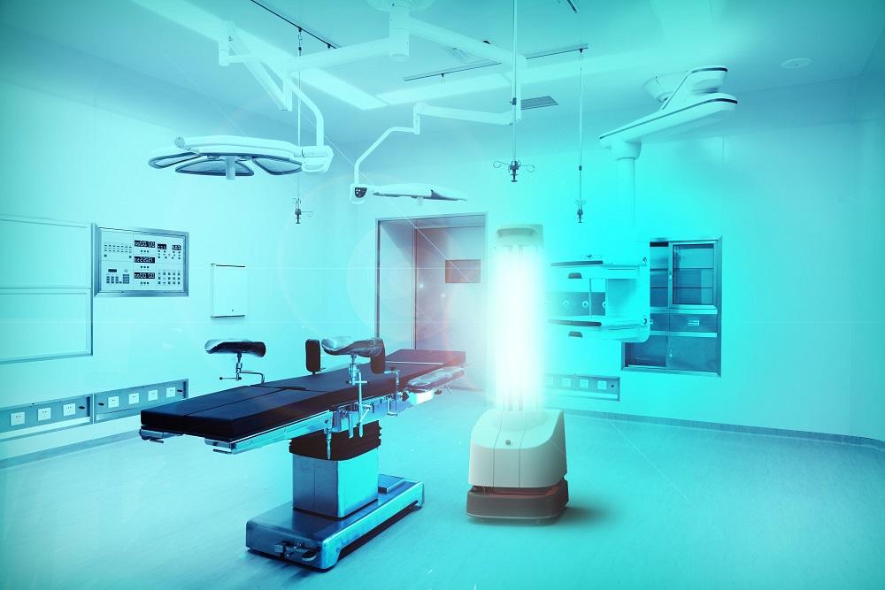 Ziekenhuizen Isala en Rijnstate starten met UV-C tegen corona