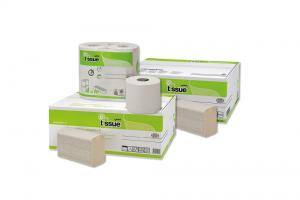 MTS Euro Products lanceert E-Tissue: 100% circulair hygiënepapier