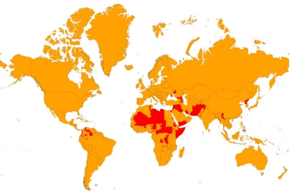 Loondoorbetaling bij oranje reisadvies en quarantaine in 2021