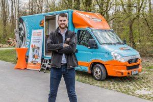 """Roadshow 2.0 Schneidereit """"Van Maastricht tot Rotterdam, iedereen wil kennismaken"""""""