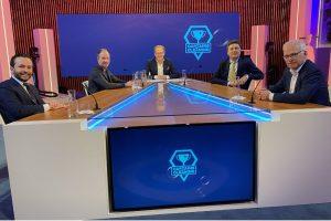 Zien: Gom-directeur Olivier Laméris in Captains of Cleaning