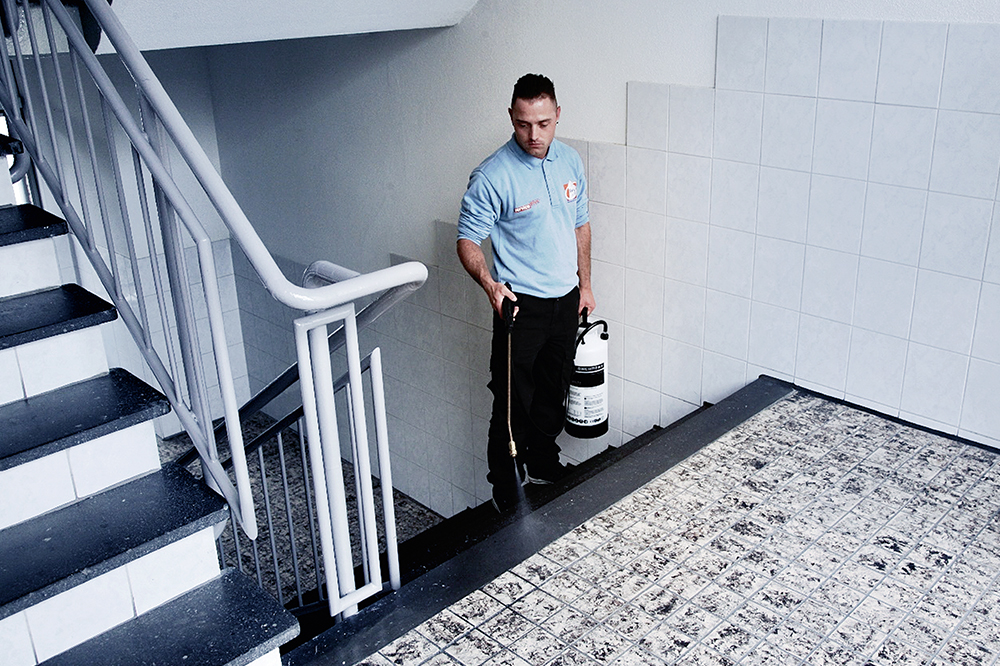 Trappenhuizen Smart Cleaning