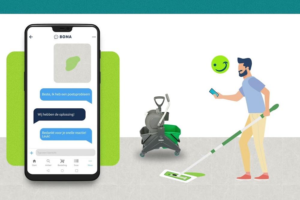 BOMA lanceert app: BOMA in the Pocket