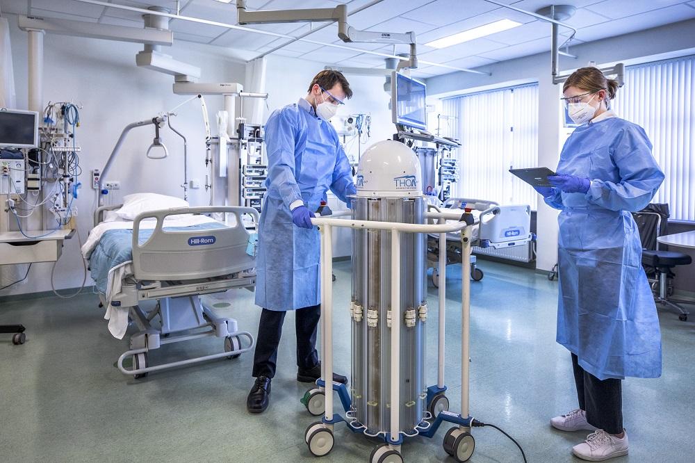 UV-C desinfectie in Nederland slechts mondjesmaat ingezet