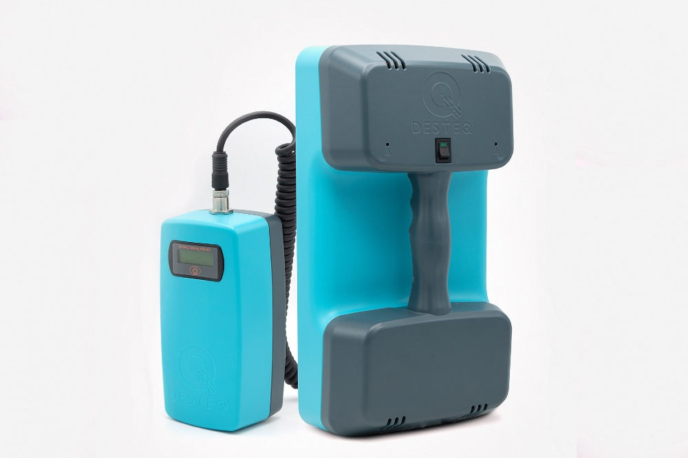 "Portable UV-C desinfectie met Desteq: ""Next level cleaning"""