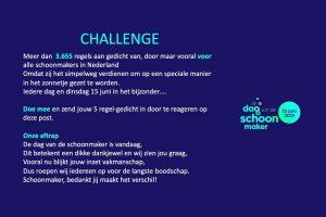 Werk je mee aan het langste schoonmaakgedicht van NL?