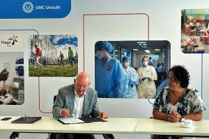 Hago Zorg en UMC Utrecht tekenen voor vijf jaar