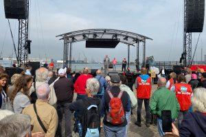 Dag van de Onmisbaren ondersteunt door Schoonmakend Nederland