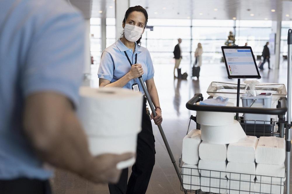 Tork breidt datagestuurde schoonmaak uit met Tork Vision
