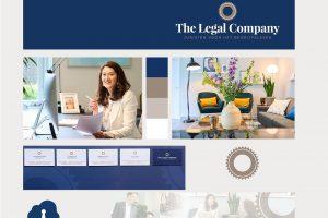 Nieuwe website en rebranding van The Legal Company